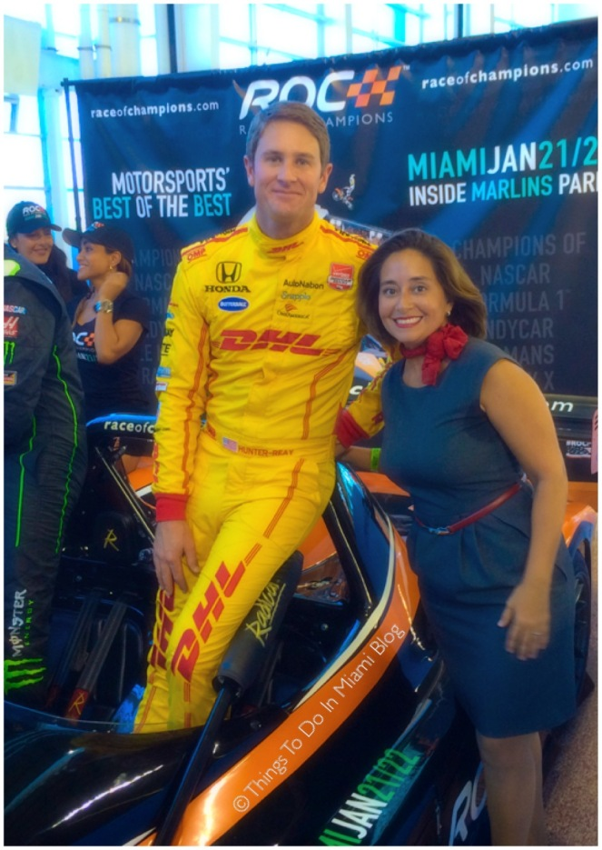 Race of Champions Miami - Things To Do In Miami Blog Brenda Leguisamo - 1