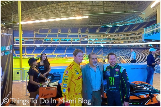 Race of Champions Miami - Things To Do In Miami Blog Brenda Leguisamo - 6